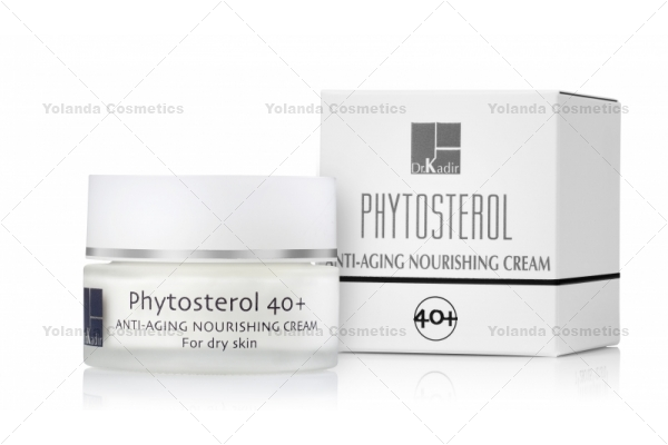 Crema anti imbatranire - Phytosterol 40+ Anti-aging Nourishing Cream for dry skin - 50 ml