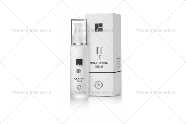 Crema hidratanta cu vitaminele E + C - Light E+C Moisturizing Cream - 50 ml