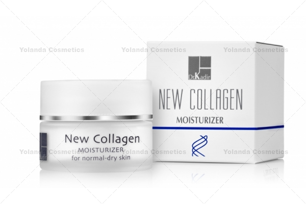 Crema de zi cu SPF 20 - New Collagen Moisturizer for normal - dry skin - 50 ml