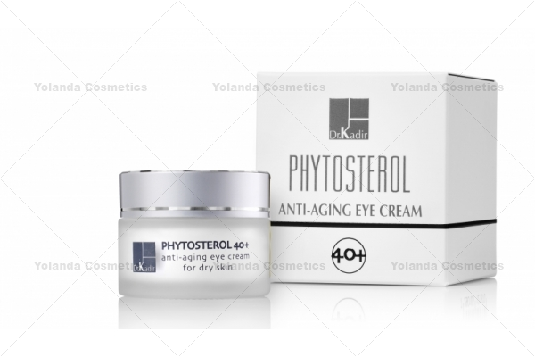 Crema de ochi - Phytosterol 40+  Anti-aging Eye Cream for dry skin - 30 ml