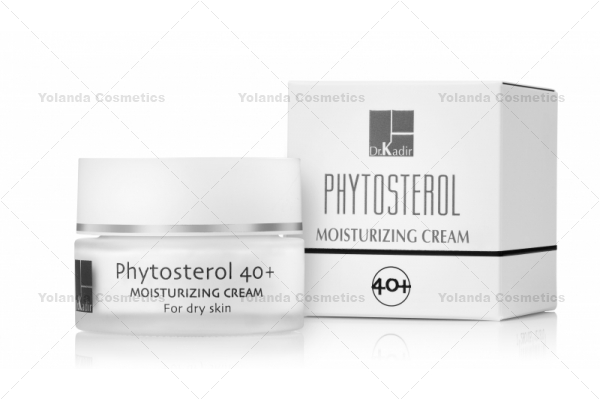 Crema hidratanta - Phytosterol 40+ Moisturizing cream for dry skin - 50 ml