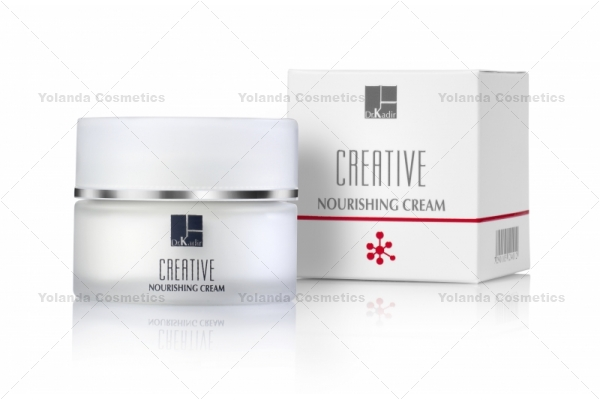 Crema nutritiva - Creative Nourishing Cream - 50 ml