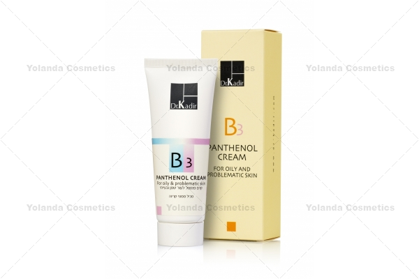 B3 Panthenol Cream - 75 ml