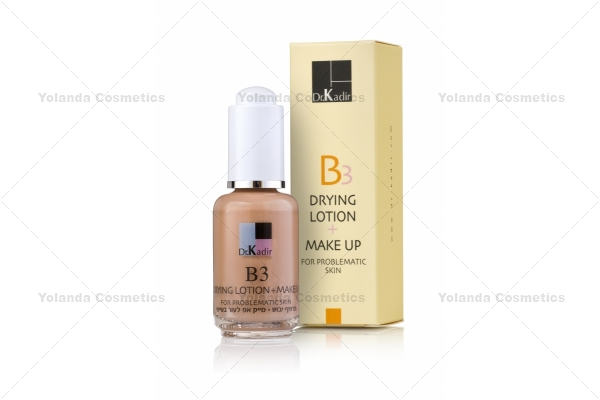 B3 Drying Lotion + Make-Up - 30 ml
