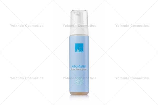 Gel de curatare - Sebo Relief Foam - 200 ml