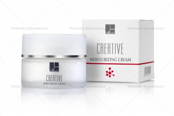 Crema hidratanta - Creative Moisturizing Cream - 50 ml