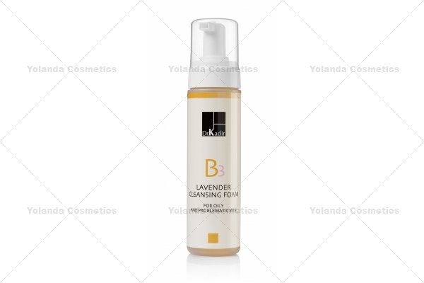 B3 Lavender Cleansing Foam