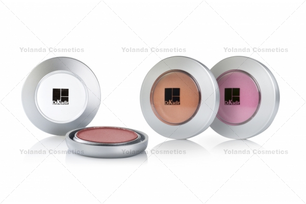 Blush (fard de obraz ) - 3 nuante - Blushes: three shades