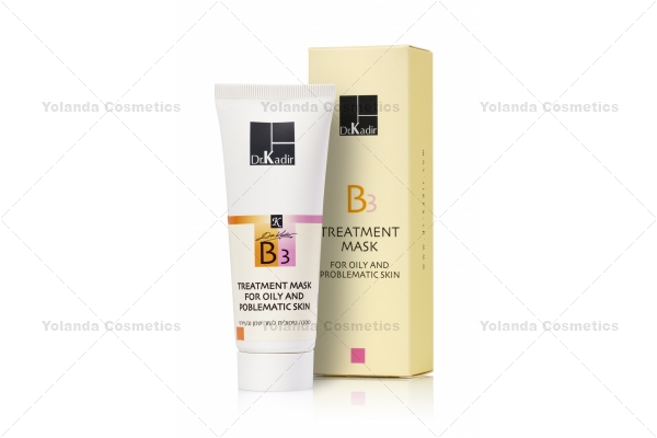 Masca tratament - B3 Treatment Mask For Problematic Skin - 75 ml