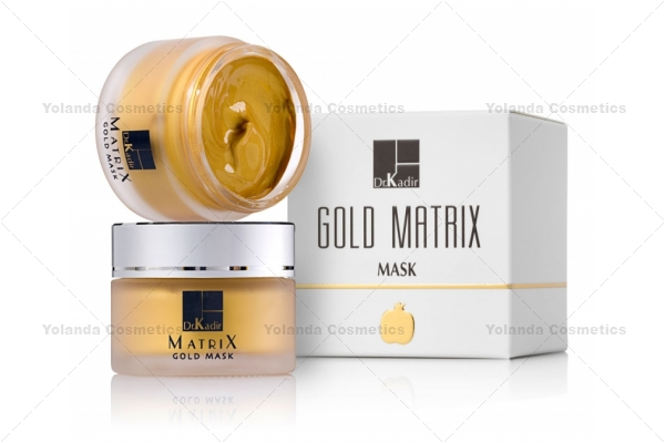 Masca de aur - Gold Matrix Gold Mask - 50 ml