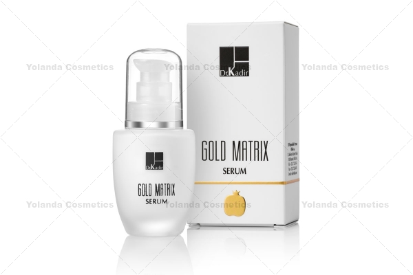 Ser activ - Gold Matrix Serum - 30 ml