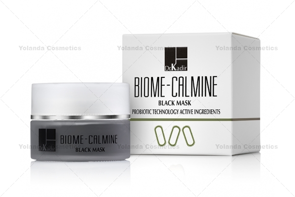 Masca Neagra Biome-Calmine Black Mask - 50 ml