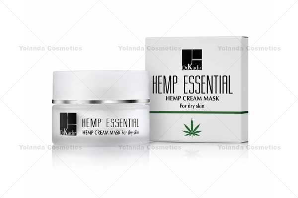HEMP ESSENTIAL CREAM MASK