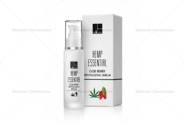 SERUM REVITALIZANT GOJI BERRY - HEMP ESSENTIAL