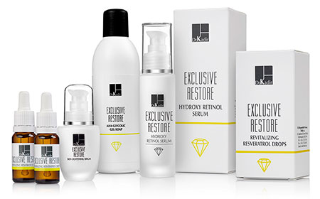 Tratament cosmetic EXCLUSIVE RESTORE