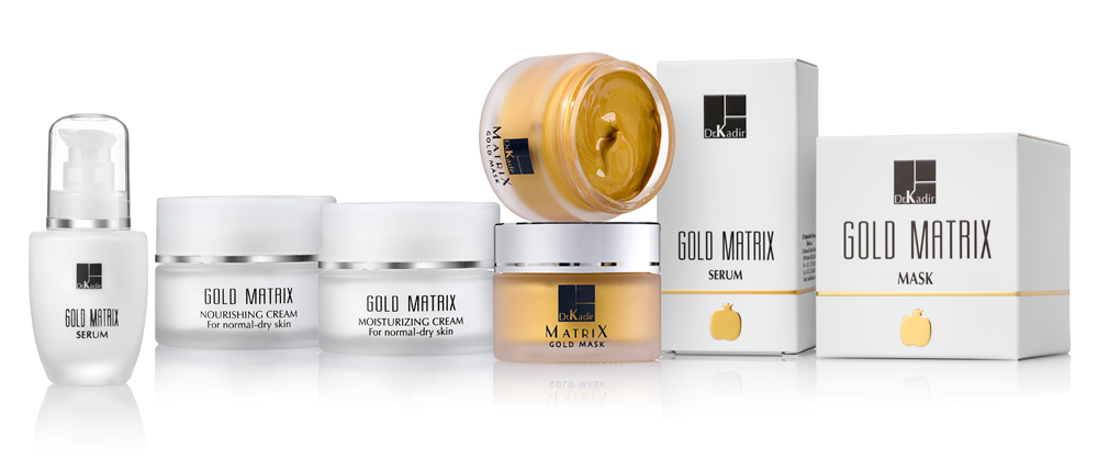 Noua gama Gold Matrix - Dr. Ron Kadir Laboratories Ltd.